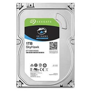 1TB Seagate skyhawk surveillance hard disk