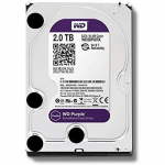 Western Digital WD Purple 2TB Surveillance Hard Disk Drive