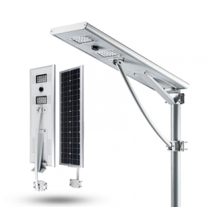 30 Watt All In One Solar LED Street Light