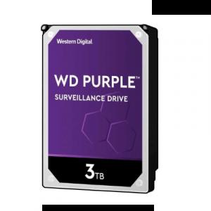 Western Digital WD Purple 3TB Surveillance Hard Disk Drive