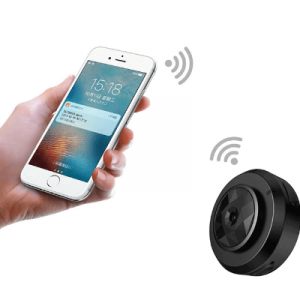 Mini wifi Camera With Smartphone App And Night Vision IP