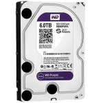 Western Digital WD Purple 6TB Surveillance Hard Disk Drive