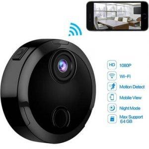 Mini wifi 1080P IP Camera Network Camcorder Sensor