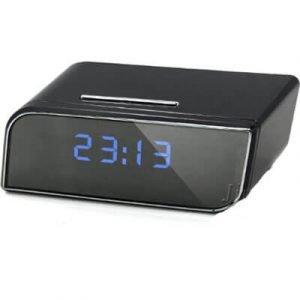 Micro Wifi IP Mini Clock Camcorder Wireless Video Recorder