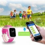 Smart Watch - Children Tracker Anti Lost Monitor -for Android & iPhone