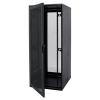 48U Wall Mount Network Server Cabinet Rack - Black