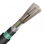 8-Core Outdoor Single Mode Fiber Optic Cable Commscope