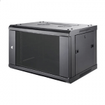 12U Wall Mount Network Server Cabinet Rack - Black