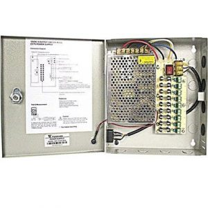 Winpossee 9-way CCTV Central Power Supply Unit