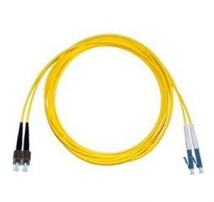 50 Meter Singlemode Fiber Optic Cable