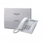 Panasonic KX-TES 824 System with KX T7730 Landline & Caller ID