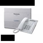 Panasonic KX-TES 824 System with KX T7730 Landline & Caller ID