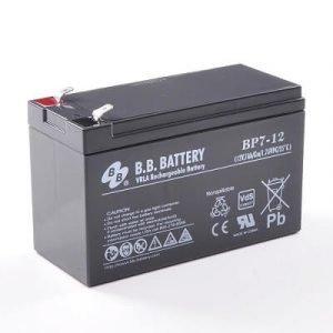 12V 7AH Battery sealed lead acid