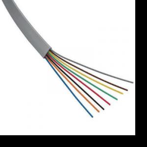 8 Core Outdoor Singlemode Fiber Optic Cable