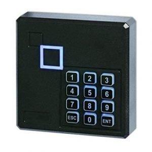External Security Door RFID 125KHz Card Reader With keypad