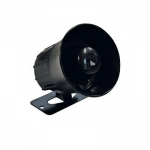 S3-SN-R Electronic 2Way Sounder black (100 Dba, Ip31)
