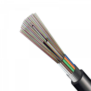 24-Core Outdoor Single Mode Fiber Optic Cable