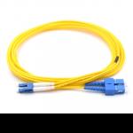 2M SC-LC Fiber Optic Cable - Multimode Duplex 62.5/125
