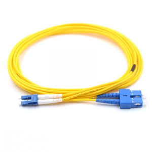 2M SC-LC Fiber Optic Cable - Multimode Duplex 62.5/125