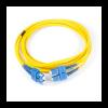 3m SC-SC Simplex 9/125 Single Mode Fiber Patch Cable
