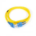3m SC-SC Simplex 9/125 Single Mode Fiber Patch Cable