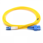 5M SC-LC Fiber Optic Cable Multimode Duplex 62.5/125