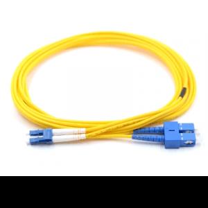 5M SC-LC Fiber Optic Cable Multimode Duplex 62.5/125
