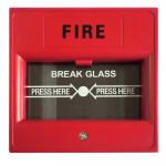 Fire Alarm conventional system break glass alarm bell