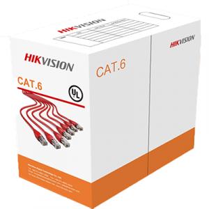 HIKVISION FULL COPPER CAT6 UTP Cable DS-1LN6-UU