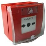 GENT S4-34845 CALL POINT WITH GLASS COVER