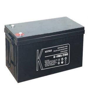 K-STAR BATTERY 12V-200AH