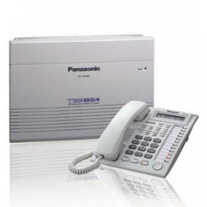 Panasonic PABX -3 CO – 8 Extension