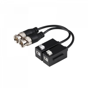 Technical Speci?cation Model DH-PFM800-4K Properties Transmission Signal 1-CH Network cable Type UTP CAT5E/6 (material: CU) Transmission Properties HDCVI 720P : max.400m(1312.34ft) 1080P : max.250m(820.21ft) 4M/6M/4K : max.200m(656.17ft) TVI 720P : max.400m(1312.34ft) 1080P : max.250m(820.21ft) 4M/5M : max.200m(656.17ft) AHD 720P : max.400m(1312.34ft) 1080P : max.250m(820.21ft) 4M/5M : max.200m(656.17ft) Video Transmission Properties Coaxial Video Connector BNC-M Connection Way RJ45 Compatible Format HDCVI/TVI/AHD/CVBS Resolution 720P/1080P/4MP/5MP/4K Protection ESD 1a contact discharge electricity level 3 1b air discharge electricity level 3 Per: IEC61000-4-2 UTP Cable Connector 2KV(different-mode), 4KV(common-mode) Per: IEC61000-4-5 Impedance BNC Male Impedance 75 ohms UTP Cable Impedance 100 ohms Physical Properties Weight 40g (0.09lb) (1 pair) Dimension(LxWxH) 173.8mmx19.5mmx21mm (6.84?x0.77?x0.83?) Shell ABS Color Black Environmental Operating Temperature -30?~+70?(-22?~+158?) Operating Humidity