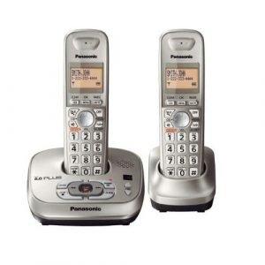 Panasonic KX-TG4021N DECT 6.0 PLUS Expandable Digital Cordless Phone