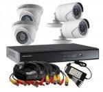 Hikvision DS-J1421 Turbo HD Camera Kit