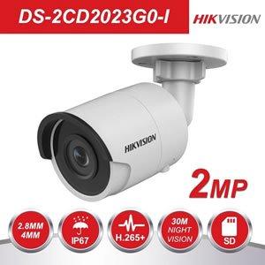 Hikvision DS-2CD2023G0-I 2MP Face Detection IP Camera
