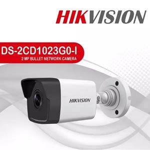 Hikvision DS-2CD1023G0-IU 2MP IR Network Audio Camera 1080P