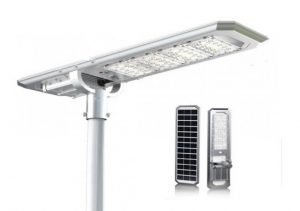 Felicity 80W all in one street light