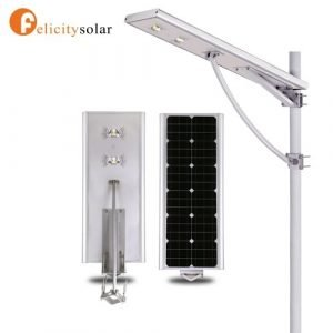 30W all in one street light