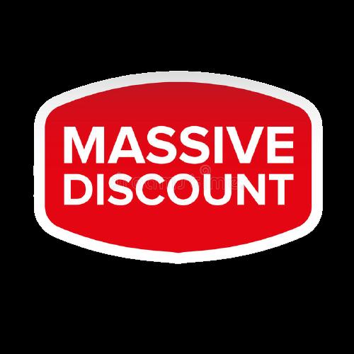 massive discount sticker red vector 94987908 removebg preview
