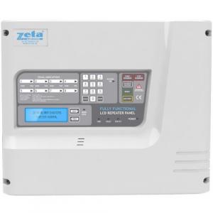Zeta-4 Zone Conventional Fire Alarm Panel