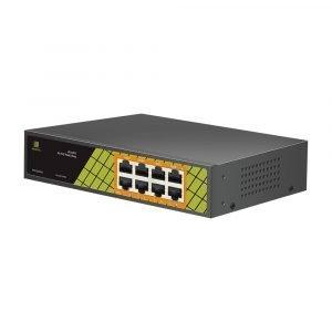 Genata GNT-P1008G6 8port GB POE switch